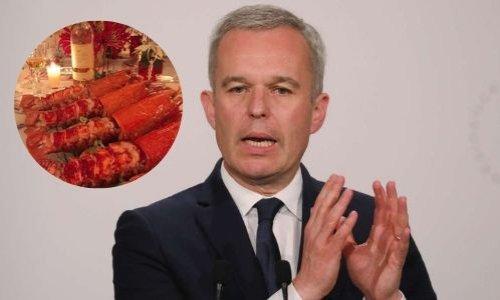 Pétition : Pour la démission de François De Rugy et le remboursement de ses dîners aux frais du contribuable