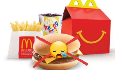 Pétition : Pour remettre le cheesburger dans le happy meal