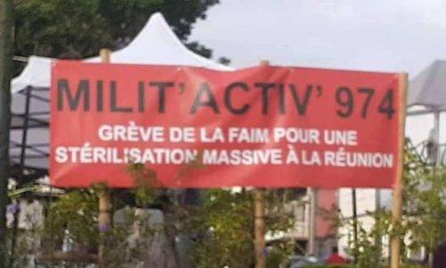 Grève de la faim pour mettre fin à l'errance animale à la Réunion
