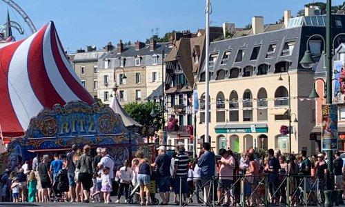Pas de cirques à Trouville sur Mer