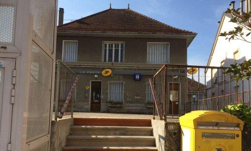 Maintien du bureau de Poste de Saint-Genix-sur-Guiers (73240)