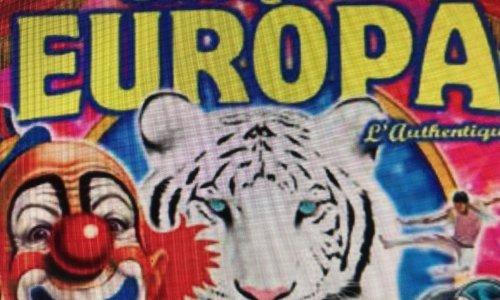 Contre les cirques avec les animaux à Roissy en Brie