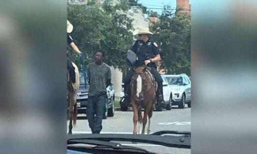 Pétition : Soutien à Donald Neely : victime d'humiliation raciste par la police de Galveston (Texas)