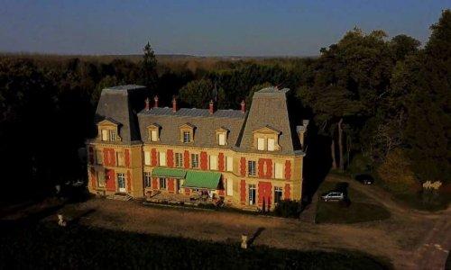 Stop aux nuisances au château du Lieutel à Galluis