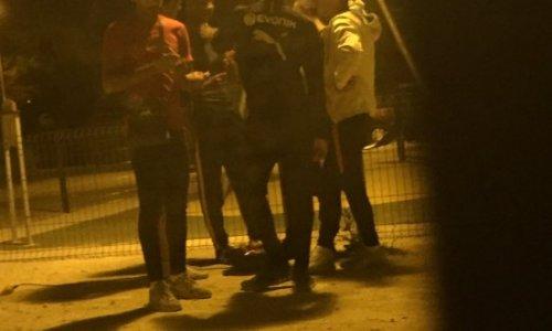 Soutien à notre police municipale durant la nuit BAILLARGUES
