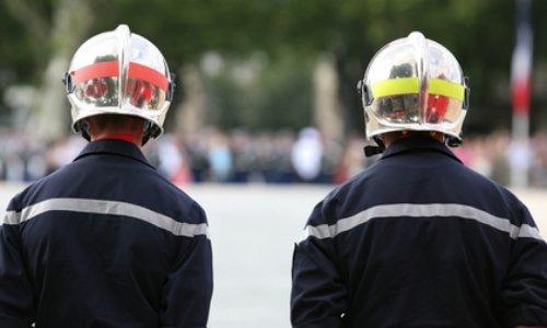 Pour le retour Peï des sapeurs-pompiers professionnels