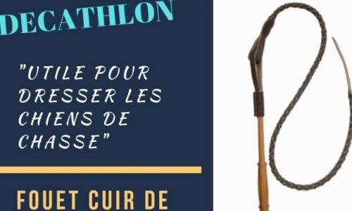 Pétition : Decathlon : enlevez l'article