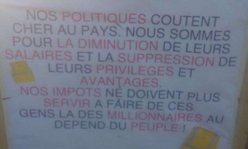 Pétition : Où est l'argent de la France ? Nous voulons des comptes !