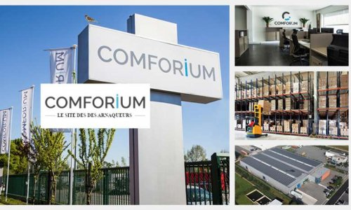 Pétition pour les victimes du site Comforium