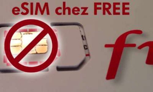 Pétition : Pour une eSIM chez Free Mobile