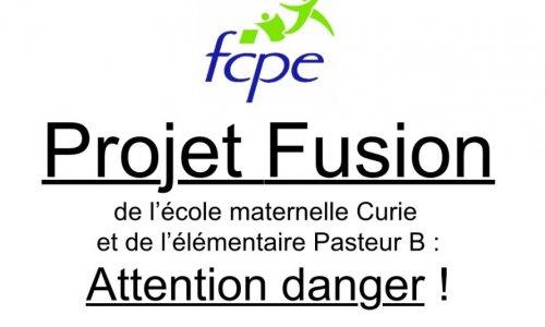 Pétition : NON à la fusion des écoles Curie et Pasteur B d'Ablon sur seine  !