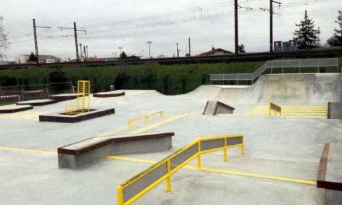 Pétition : Construire un skatepark