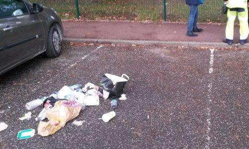 Pétition : L'école Oscar Auriac de Mérignac n'est pas une poubelle !