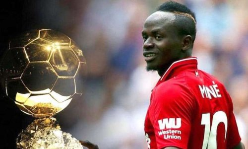 Pétition : Sadio Mané ballon d'or 2019