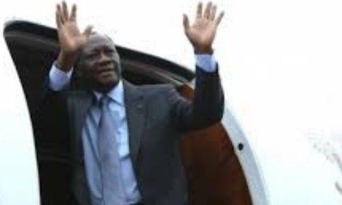 OUI pour un 3e Mandat du Président Alassane OUATTARA