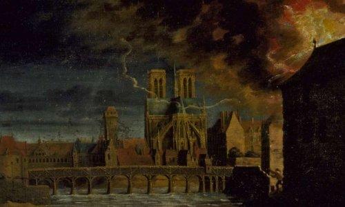 Pétition : Qu'un geste contemporain redonne à Notre-Dame sa flèche d'origine !