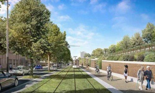 Pétition : Non à l'empiétement du parc du 26ème centenaire pour l'arrivée du tramway sur l' avenue CANTINI à MARSEILLE.