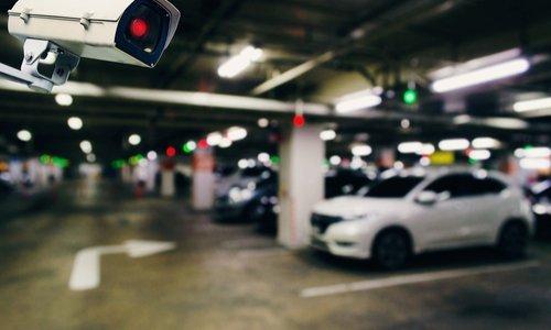 Pour la mise en place d'une vidéo surveillance sur la parking
