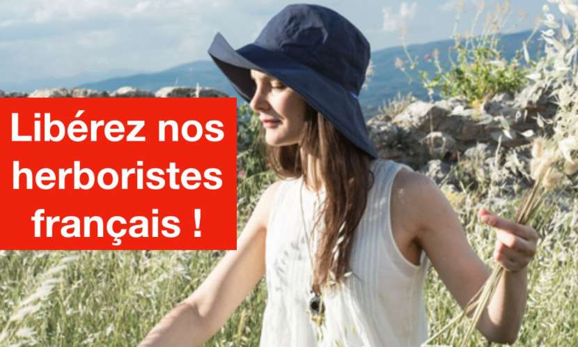 Pétition : Libérez les herboristes français !