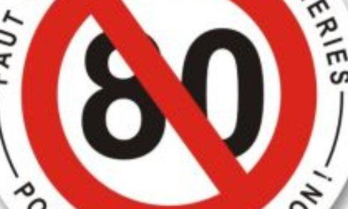 Pétition : Stop au 80kmh