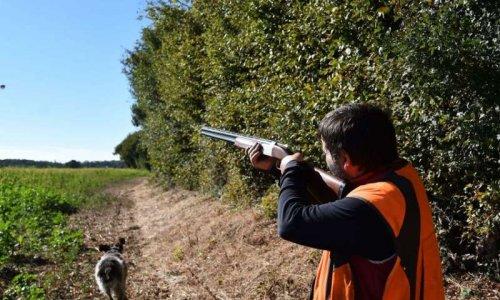 Contre la chasse à proximité des habitations.