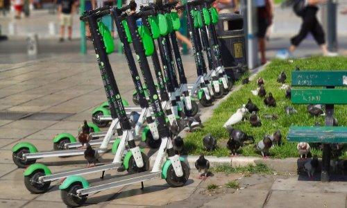 Marre du laxisme vis-à-vis des cyclistes et trottinetistes circulant sur les trottoirs