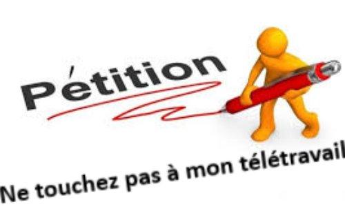 NON à la remise en cause du télétravail dans AXA France
