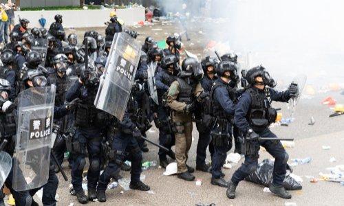 Pétition : Pour que les forces de l'ordre observent la loi et les règles de déontologie