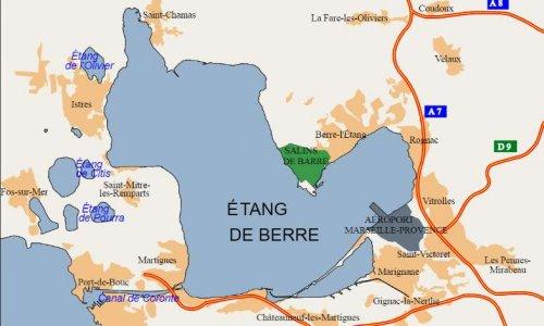 Pétition : Stop au deversement dans l'étang de Berre!