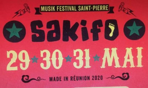Pétition : ESKRO au Sakifo Festival