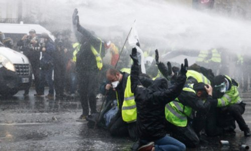 Pétition : NON AUX VIOLENCES LORS DES MANIFESTATIONS DÉNONCEZ-LES