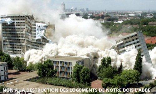 Les citoyens Campinois s'oppose au plan de renouvellement urbain de la mairie
