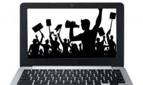 """Pour la reconnaissance institutionnelle d'une """"grève numérique"""""""