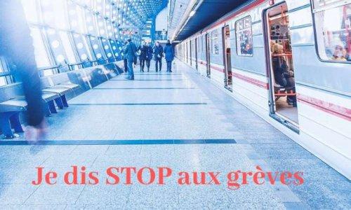 Je ne veux plus d'une gouvernance par la rue - Je ne soutiens pas les grévistes