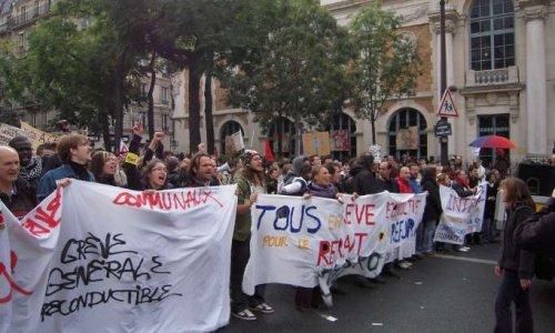 Non gréviste par nécessité, mais opposant ferme à la réforme!