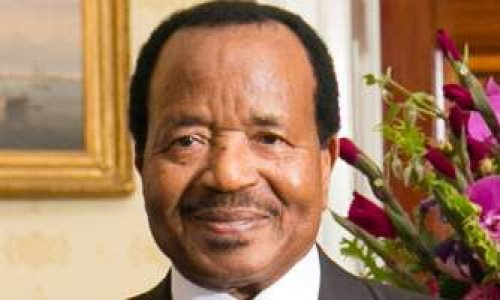 Démission de Paul Biya