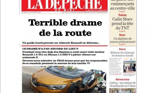 Pétition : Alerte défaillances moteurs Renault-Nissan...