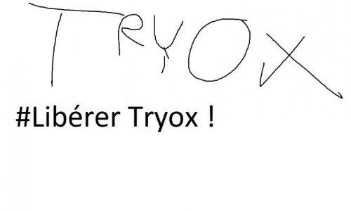 Le retour de Tryox DANS LE STAFF