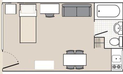 Futur projet de construction, hébergement pour femmes seules