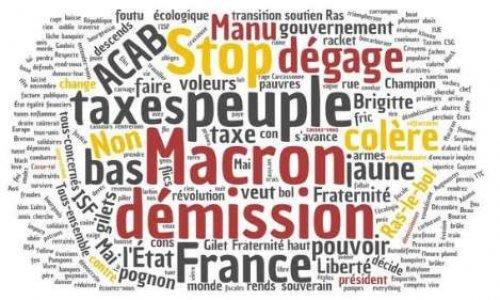 Êtes-vous d'accord pour que Macron et son gouvernement partent définitivement du pouvoir?