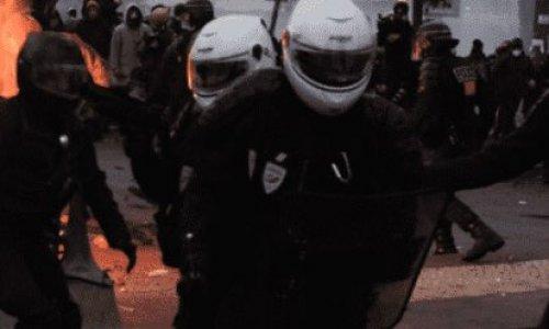 Pétition : Retrait de la BRAV ( Brigade répression action violente )