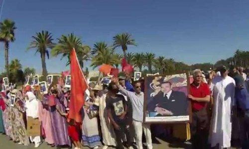 Les habitant de la cité Cosumar demandent de l'aide au roi Mohammed VI et au Gouvernement marocain de répondre à leurs demandes et de les aider.