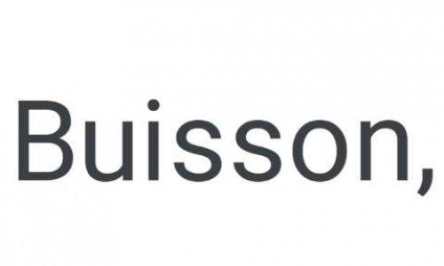 Changer l'ortographe du mot buisson