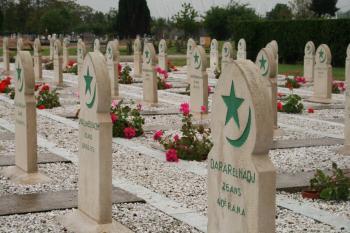 Pétition : Pétition pour obtenir un carré musulman au cimetière d'Anderlues