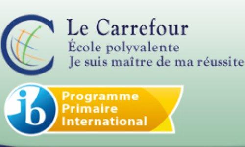 Révision du processus d'inscription au Programme Primaire International