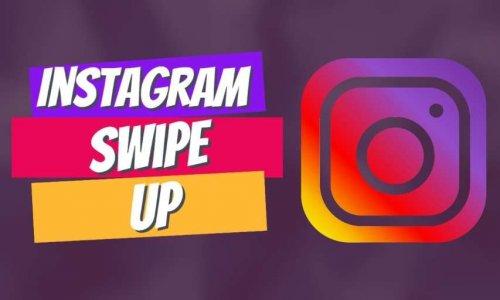Pétition : Le swipe up pour tous les instagrammeurs sans critère du nombre d'abonnés