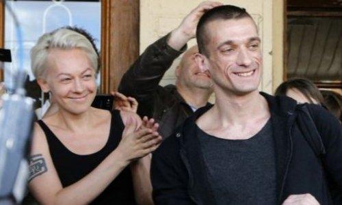 AFFAIRE GRIVEAUX :  Non à l'expulsion du réfugié Piotr Pavlenski !