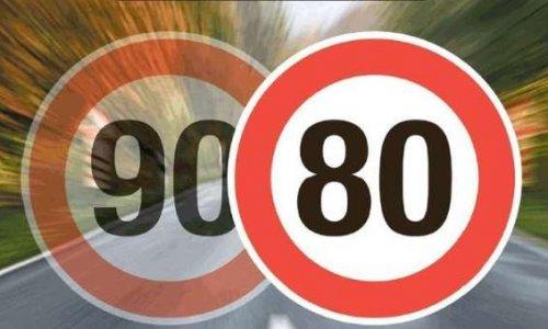 Pétition : Pour le retour aux 90 km/h