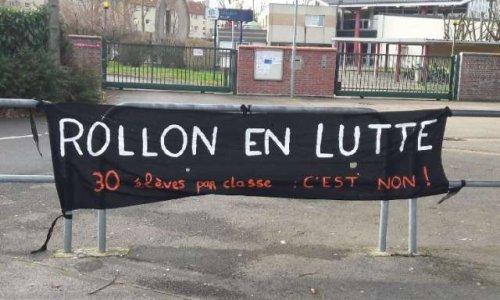 Pétition : Pétition pour protester contre la suppression de deux classes au collège Rollon à Gournay-en-Bray