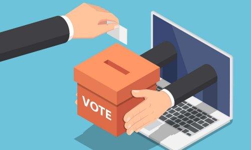 Pour le vote par correspondance
